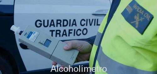 El alcoholimetro no vale como prueba en un proceso penal