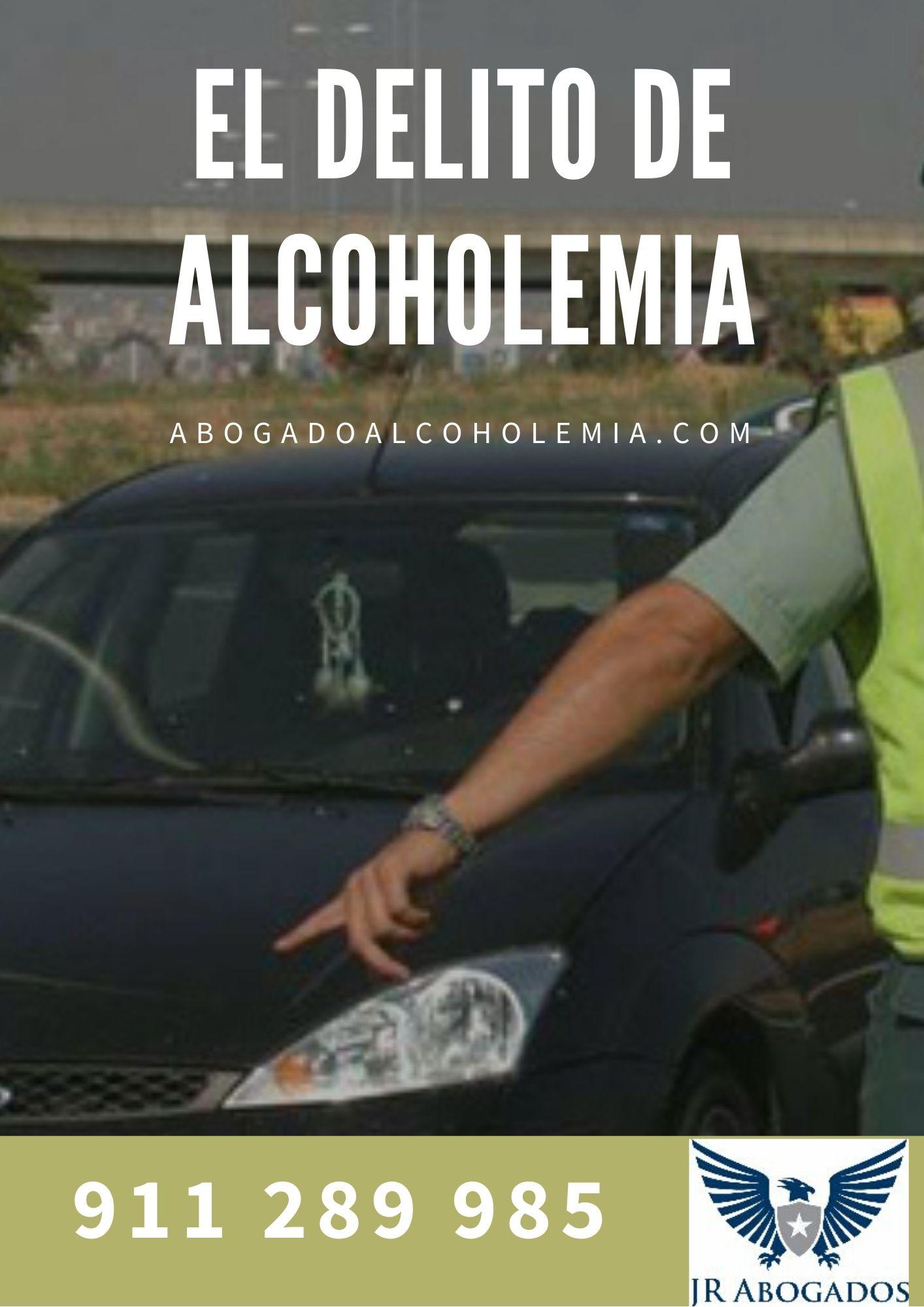 El delito de alcoholemia