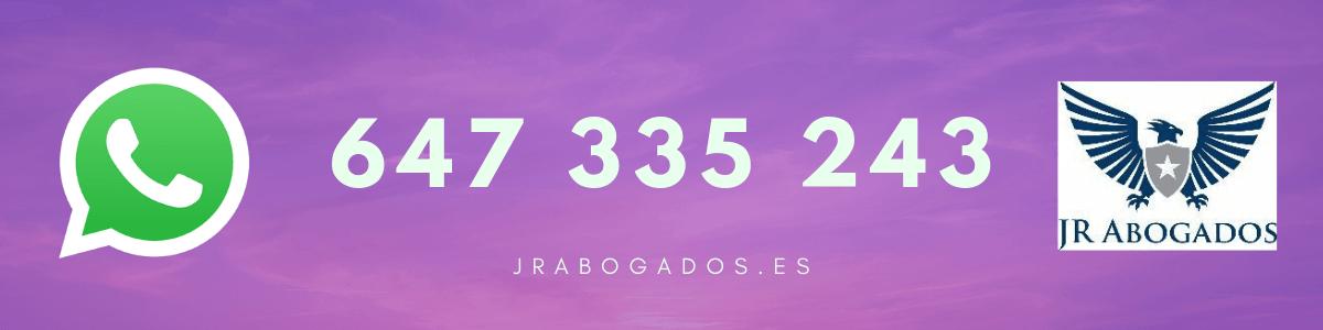 whatsapp abogado madrid