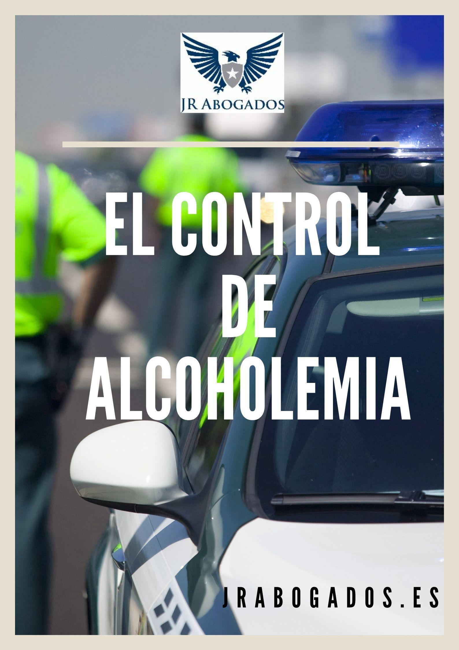 el control de alcoholemia
