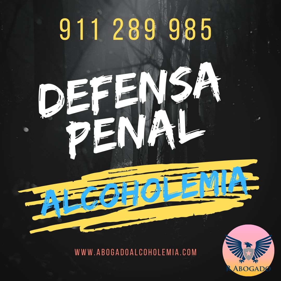 defensa penal alcoholemia