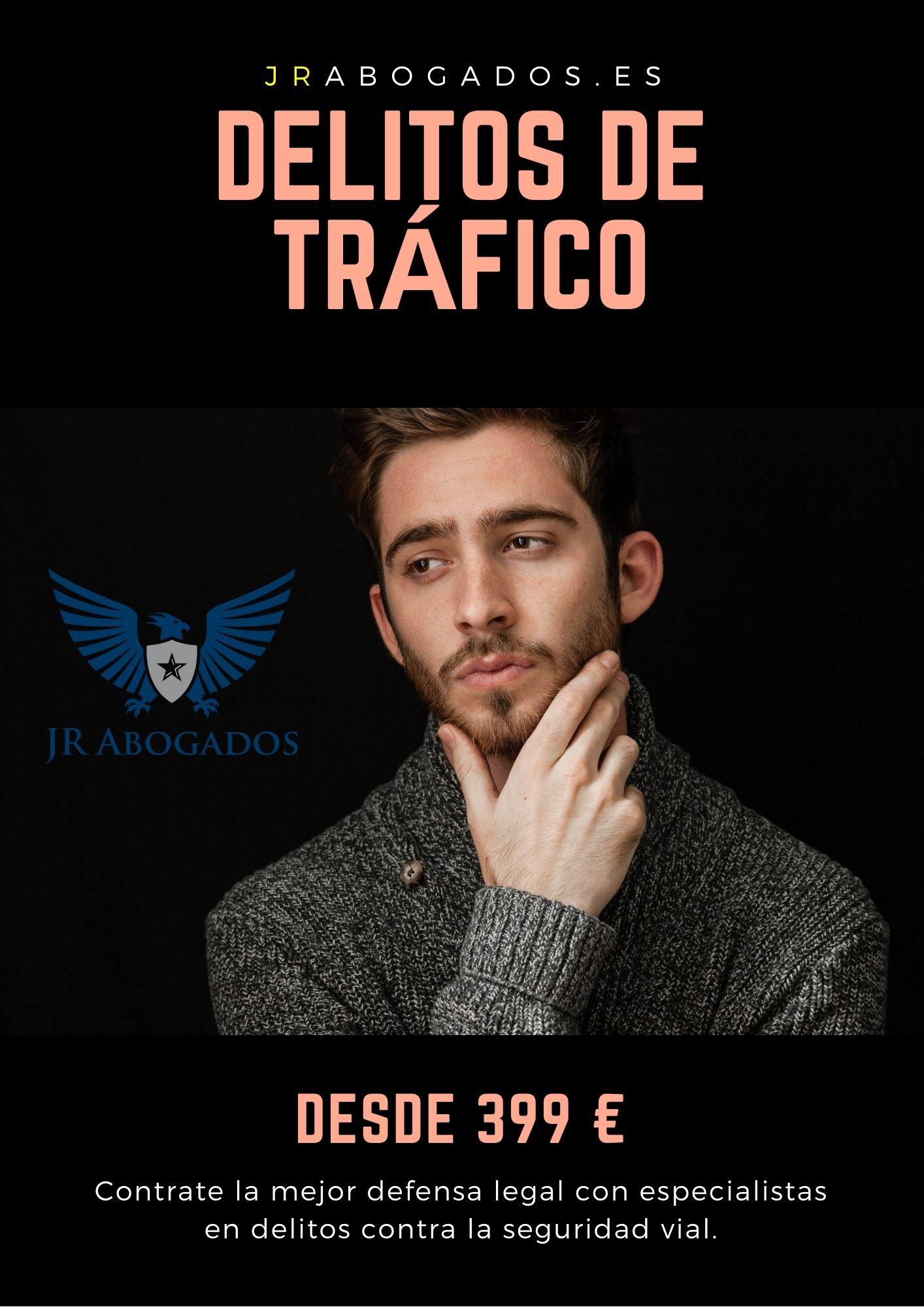 delitos de trafico